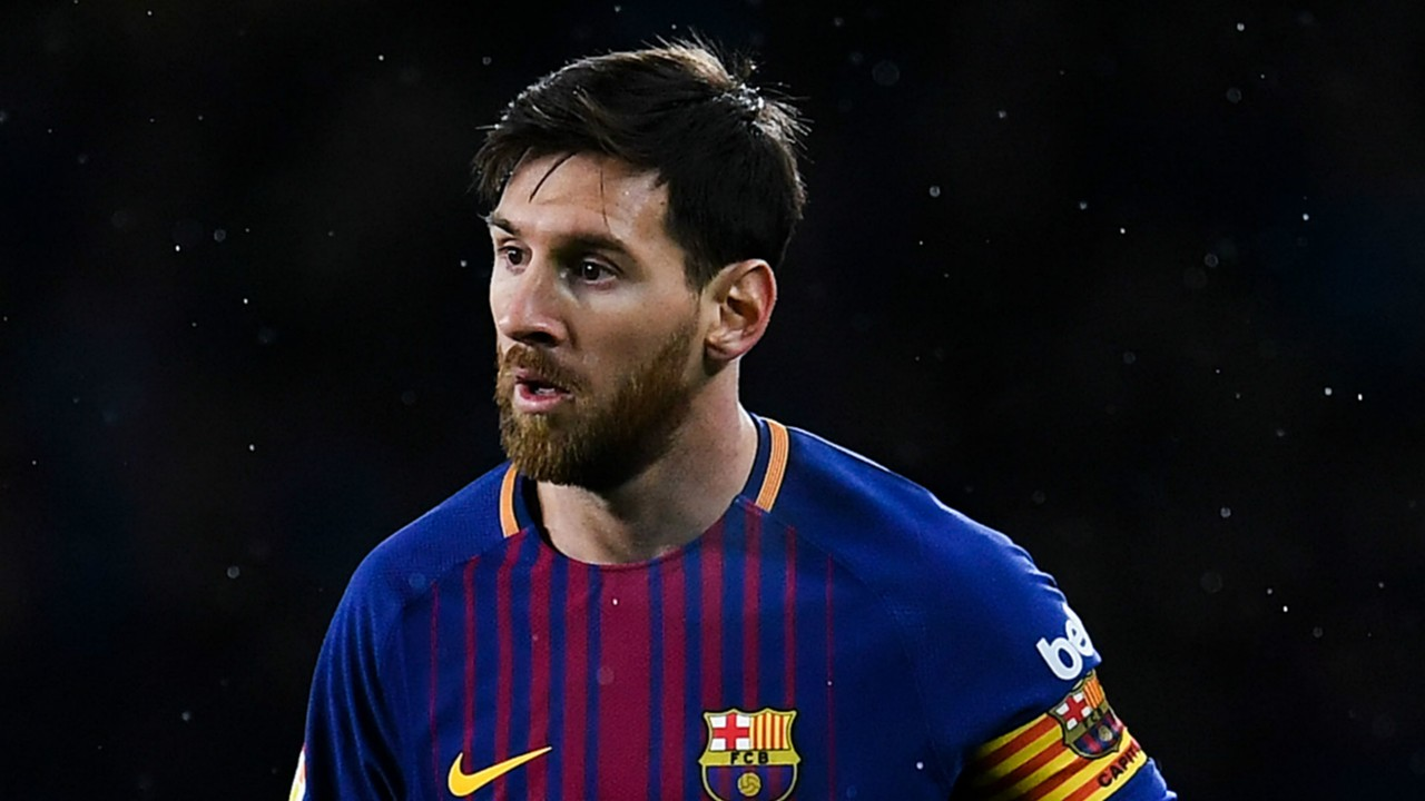 Astonishing Lionel Messi Haus Photo Of Chelsea V Barcelona Match Report, 20/02/2018, Uefa