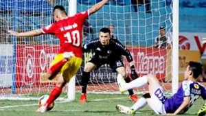Bui Tien Dung Ha Noi FC vs Ha Tinh National Cup 2019