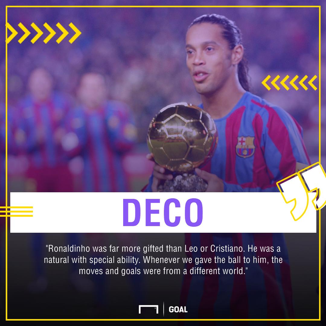 Ronaldinho Rijkaard PS