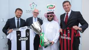 Juventus Milan Supercoppa Italiana