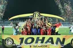 Selangor U21, President's Cup, 20102017