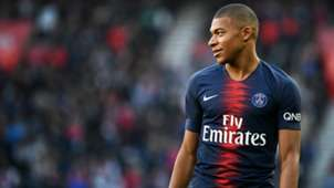 Kylian Mbappe PSG Ligue 1 10202018