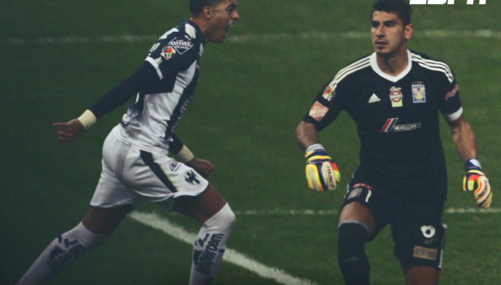Rayados vs Tigres