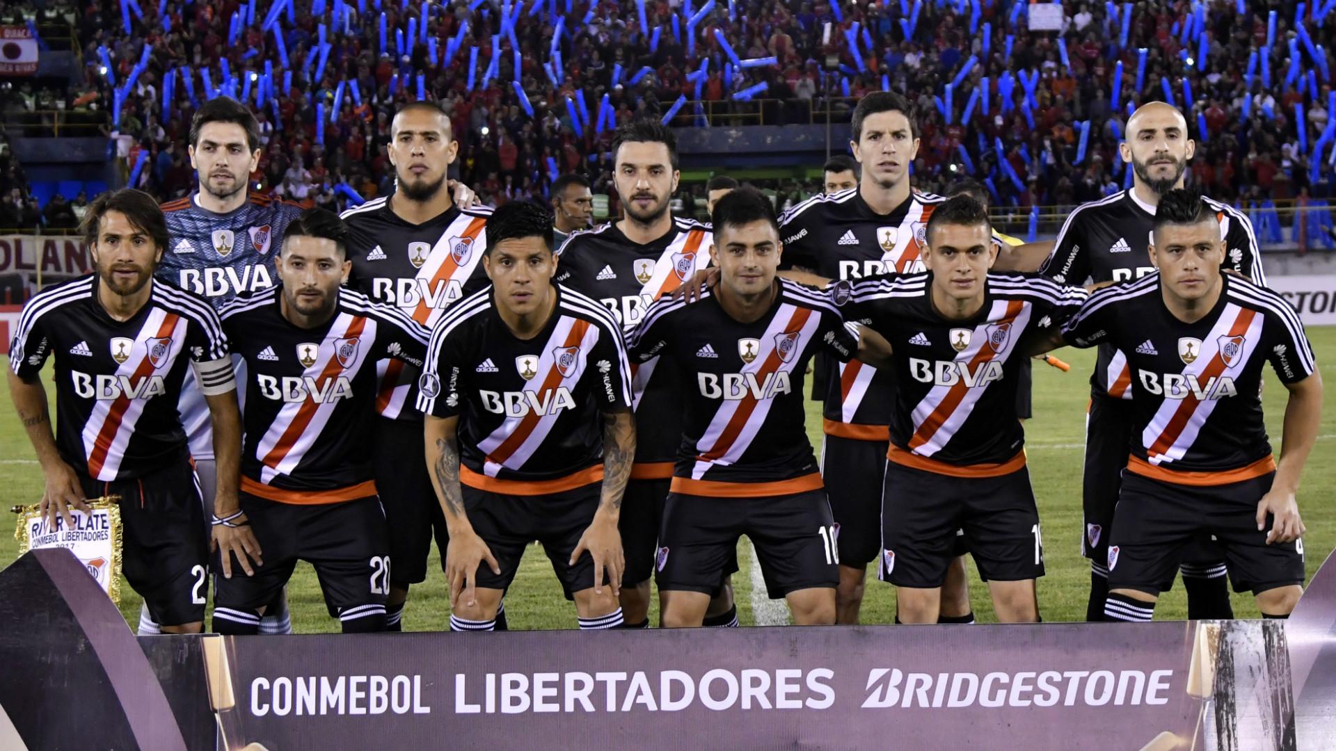 River Plate Wilstermann Copa Libertadores 14092017