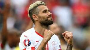 Valon Behrami Switzerland Euro 2016