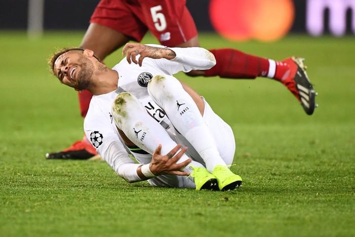 Neymar PSG Liverpool 4