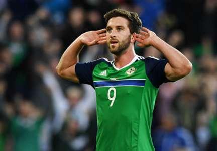 Will Grigg Northern Ireland Euro 2016