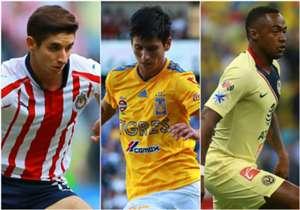 Los más rápidos de la Liga MX en el FIFA 19