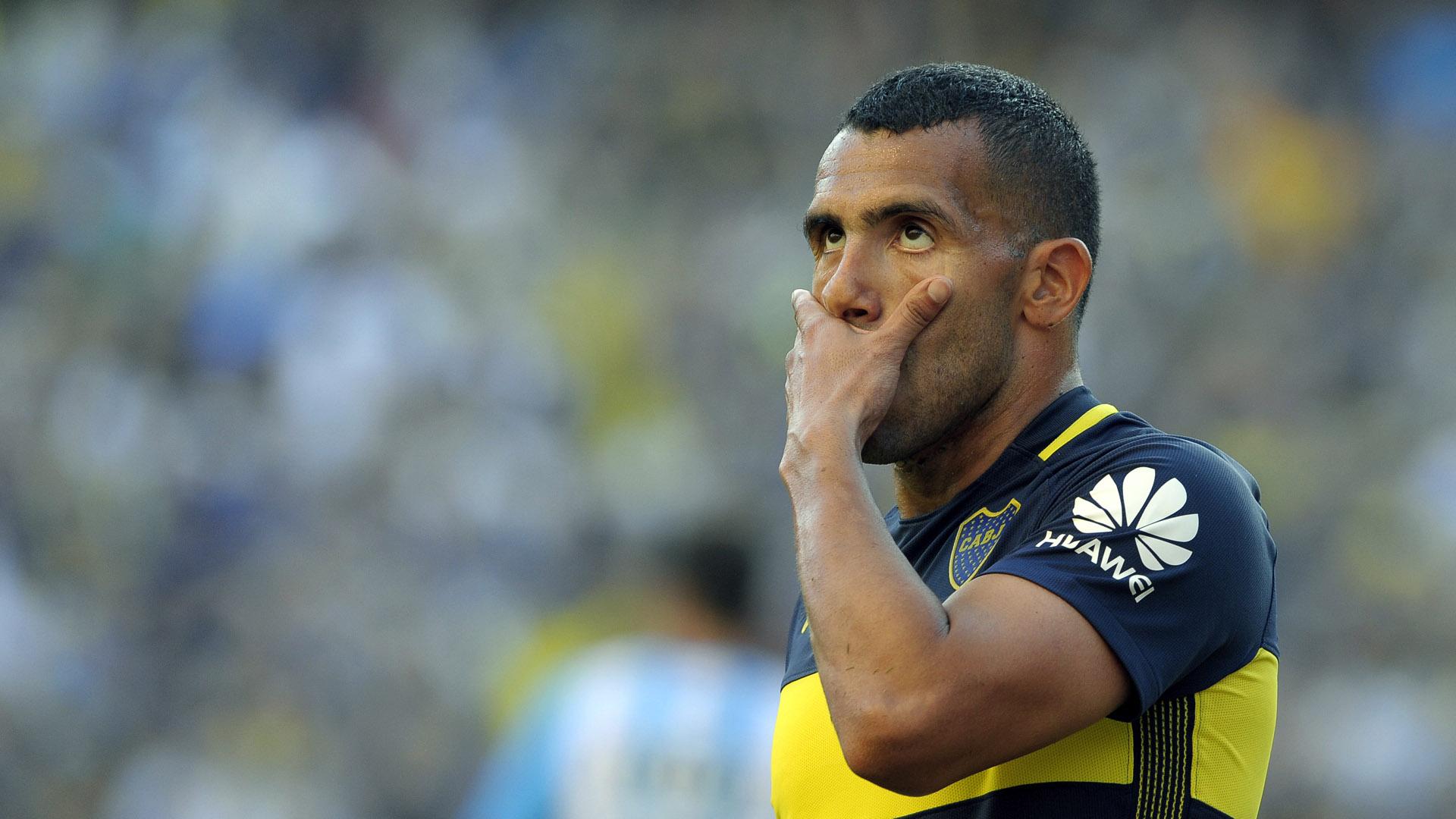 Carlos Tevez Boca Juniors