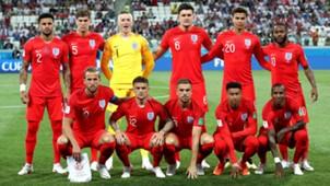 England 2018 WM-Kader Ergebnisse Spielplan Tabelle