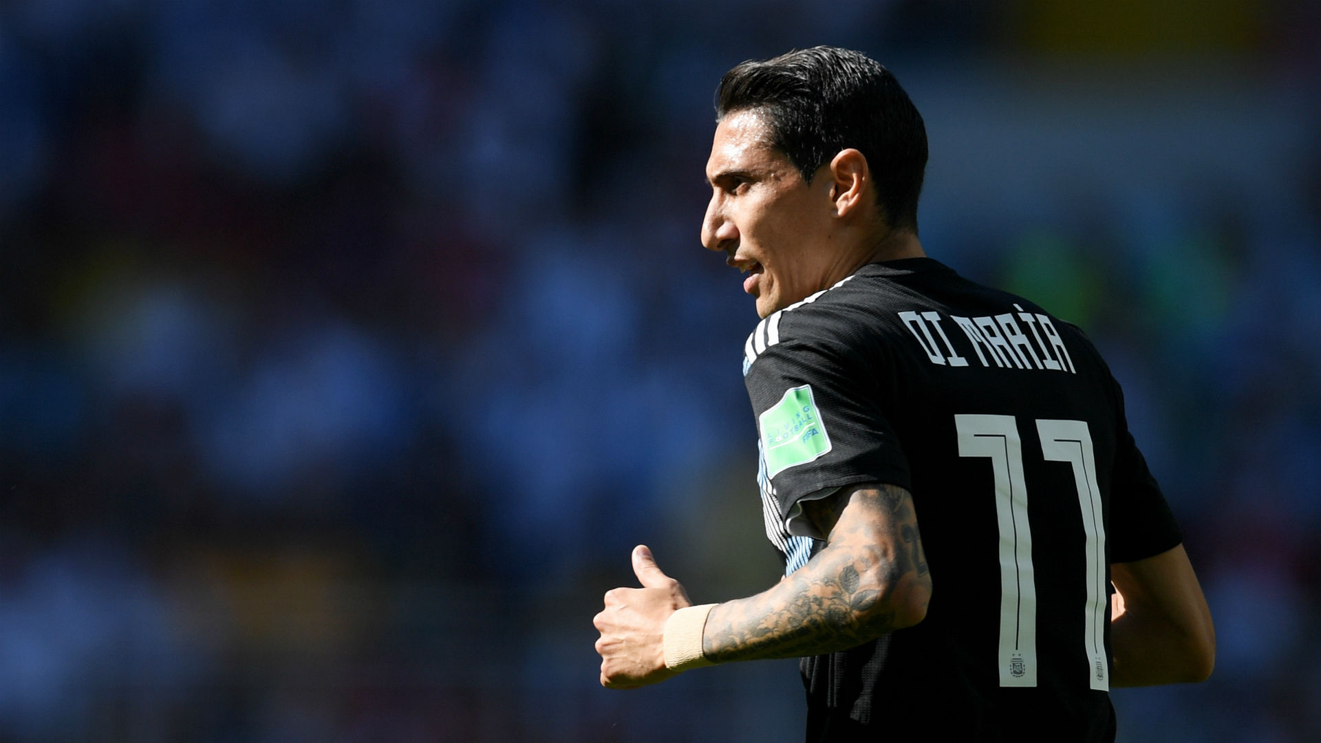 World Cup 2018 Angel Di Maria Reveals How Real Madrid Stopped Him
