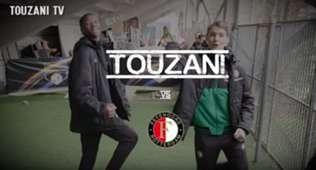 Touzani vs Feyenoord U15s