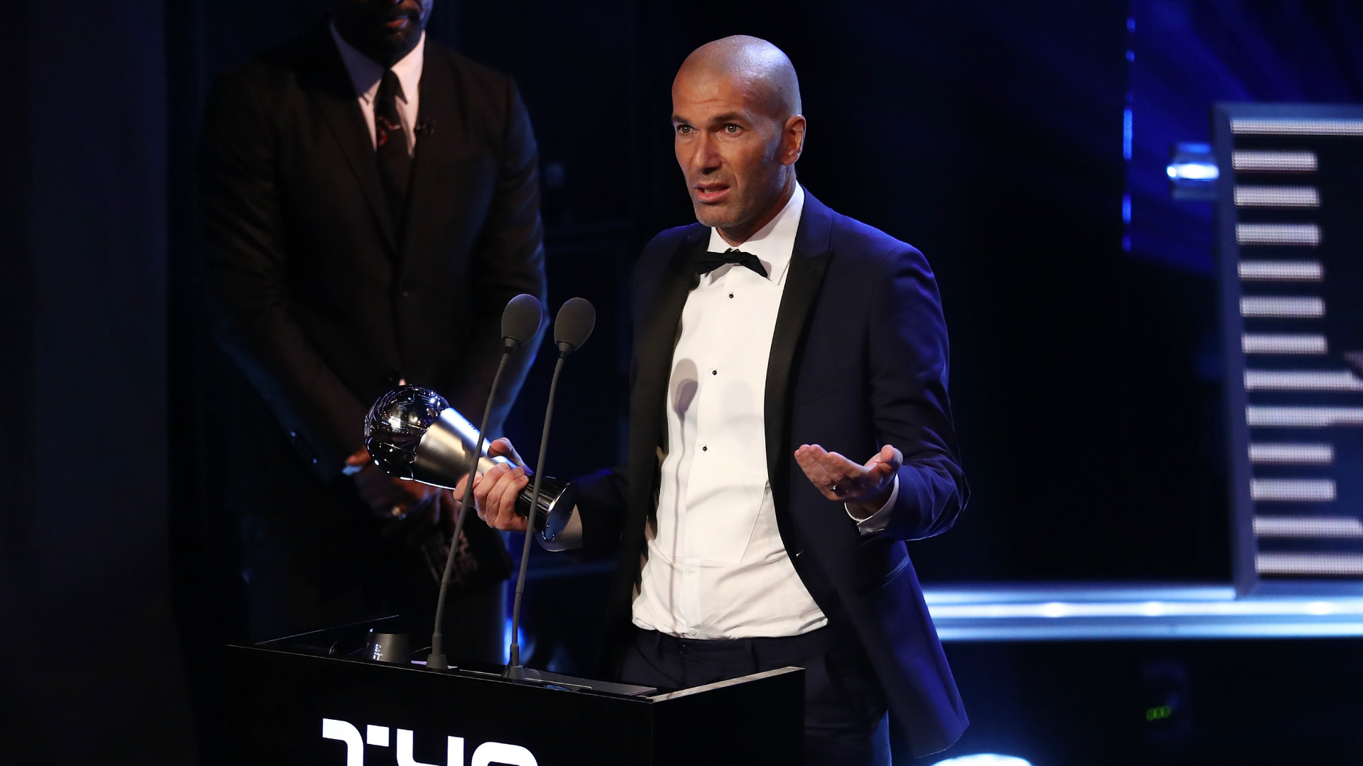 Ronaldo named Federation Internationale de Football Association men's best player