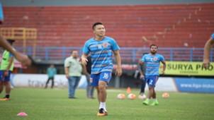Arthur Irawan - Liga 1 - Borneo FC