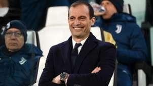 Massimiliano Allegri Juventus Tottenham Champions League