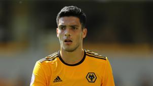 Raul Jimenez Wolverhampton Wanderers 2017-18