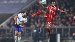 Franco Di Santo Arturo Vidal Bayern Schalke 10022018