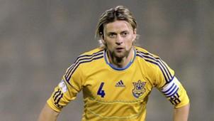 Most capped Europeans Anatoliy Tymoshchuk