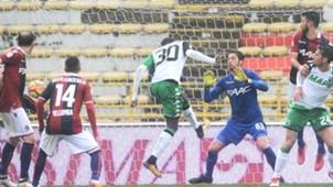 Babacar Bologna Sassuolo
