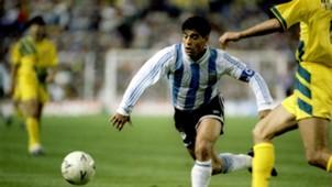 Maradona Australia Argentina Repechaje 1993