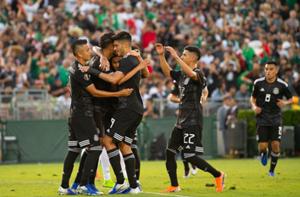 Selección Mexicana Cuba