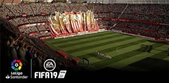 Estadios FIFA 19