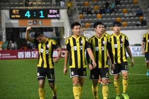 Lee Man 4:1 won over Dreams FC.