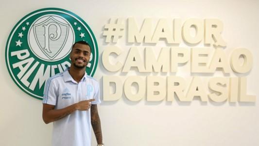 Felipe Pires - Palmeiras - 21/12/2018