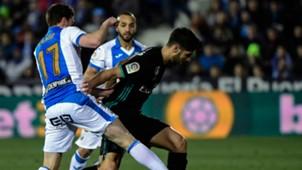 Marco Asensio Leganes Real Madrid Copa del Rey