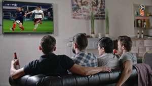 Qué partidos del Mundial van por televisión abierta en México