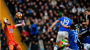Leonardo Bonucci scores Udinese Juventus Serie A 05032017