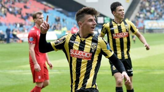 Mason Mount, Vitesse - FC Twente, Eredivisie 04292018