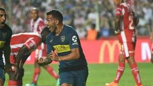 Tevez Boca Union Superliga Fecha 21 01032019
