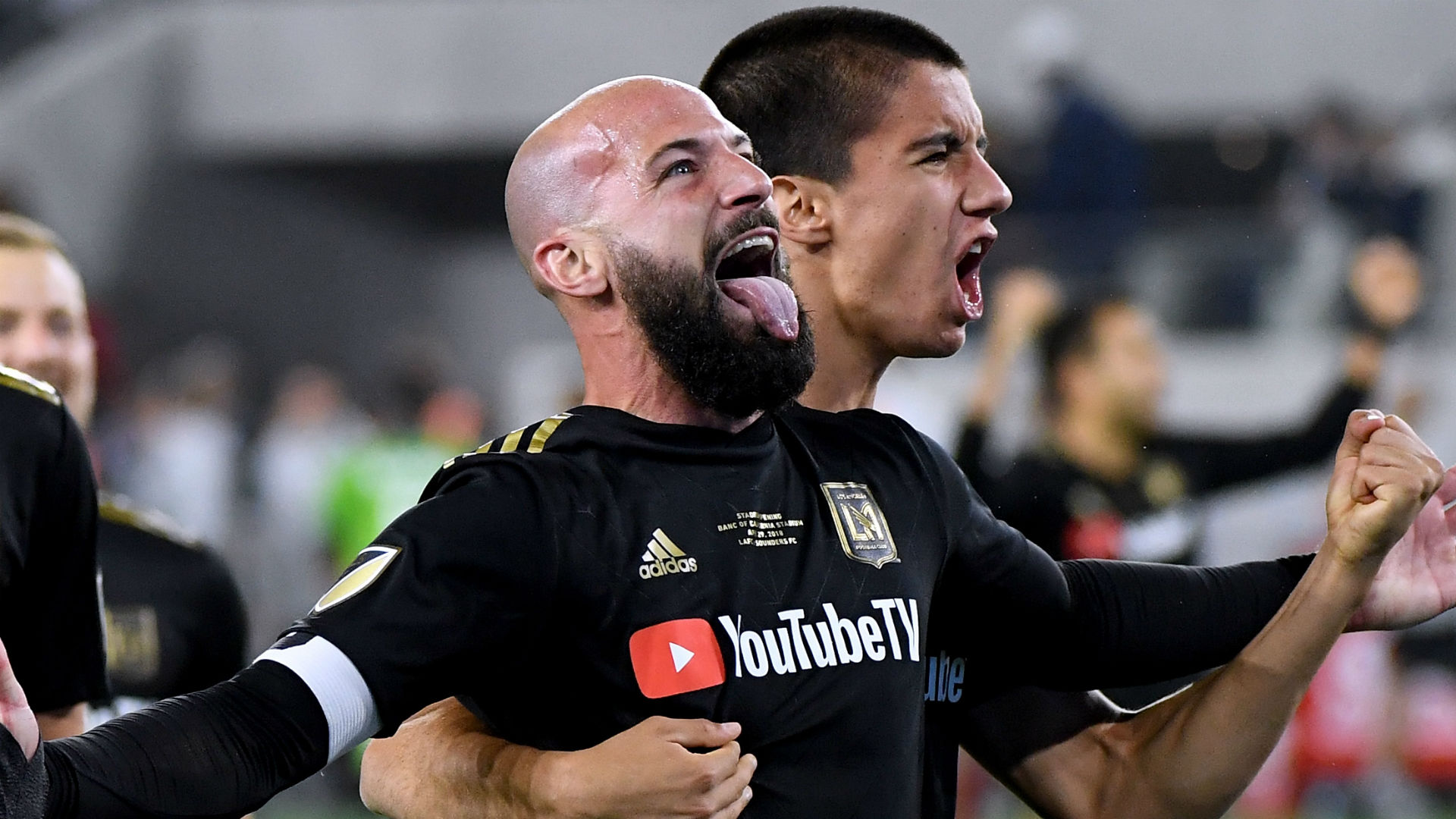 Laurent Ciman LAFC