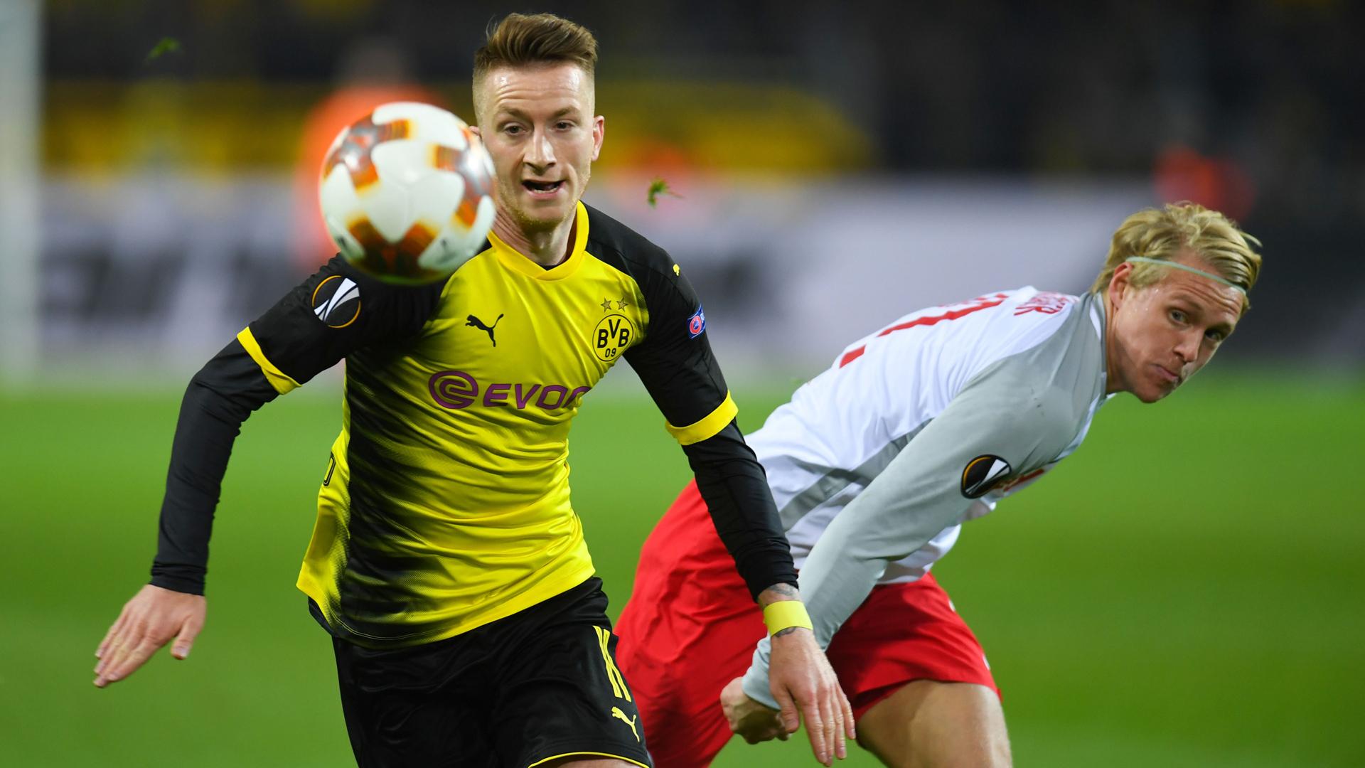 Borussia Dotmund FC Salzburg Marco Reus Xaver Schlager 08032018