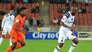 Vusimuzi Mngomezulu, Polokwane City, & Mpho Makola, Orlando Pirates