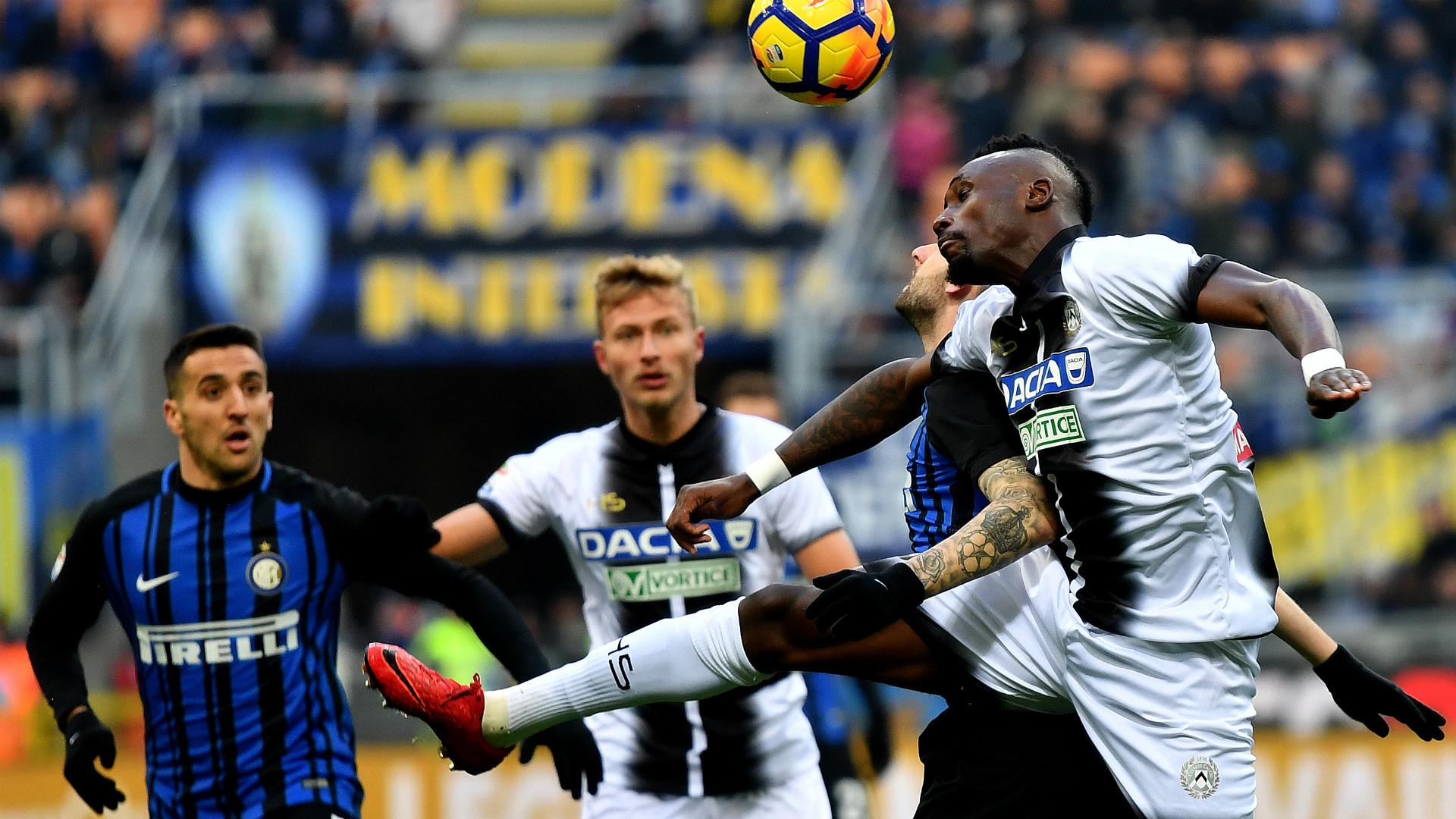 Fofana Inter Udinese