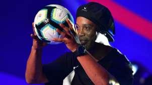 Copa América balón Ronaldinho 240119