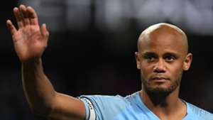 Vincent Kompany, Man City