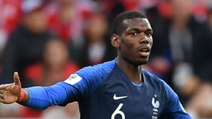 Paul Pogba France World Cup
