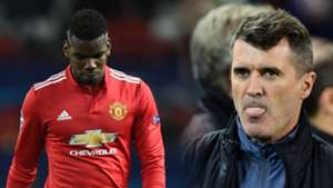 Paul Pogba, Roy Keane, Man Utd