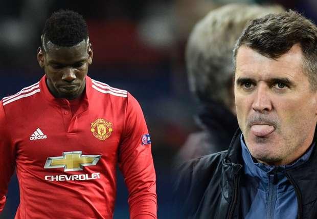 a3943b22e24 Manchester United news  Roy Keane brands Paul Pogba a  schoolboy ...