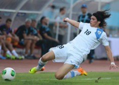 Rubén Daniel Betancourt nuevo jugador de Santa Fe