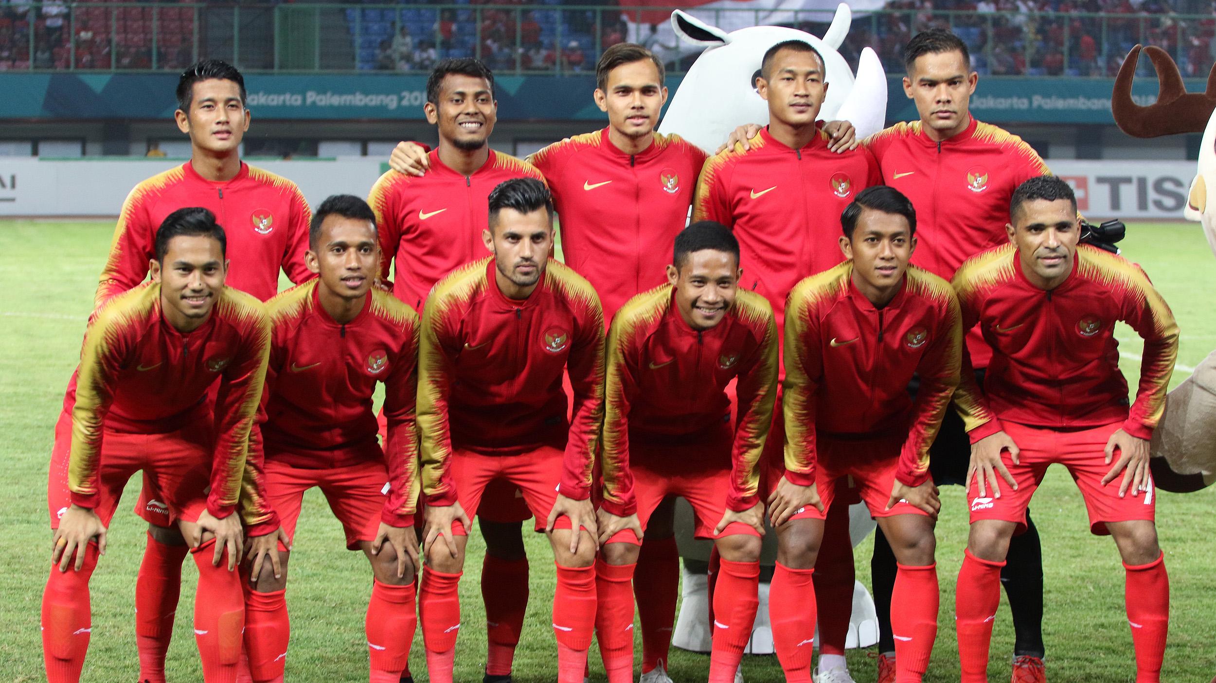 Jadwal Timnas Indonesia U-23 di Asian Games 2018