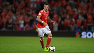 Gareth Bale Wales 2018