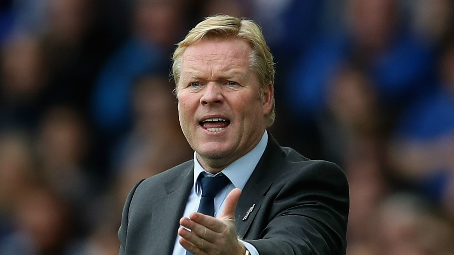 Everton manager Ronald Koeman calm despite poor start to season
