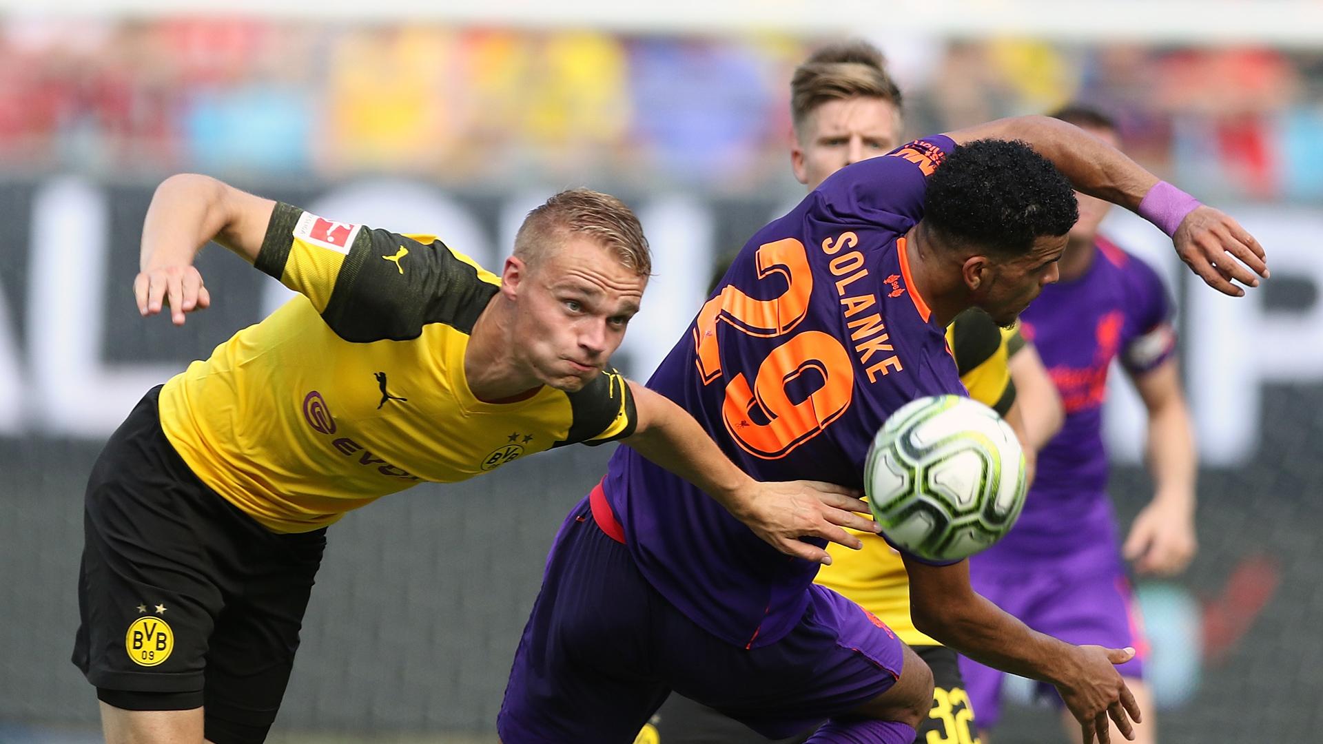 Amos Pieper BVB Borussia Dortmund