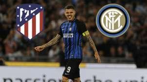 Icardi Atletico Inter