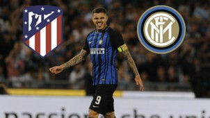 Icardi Atletico Inter
