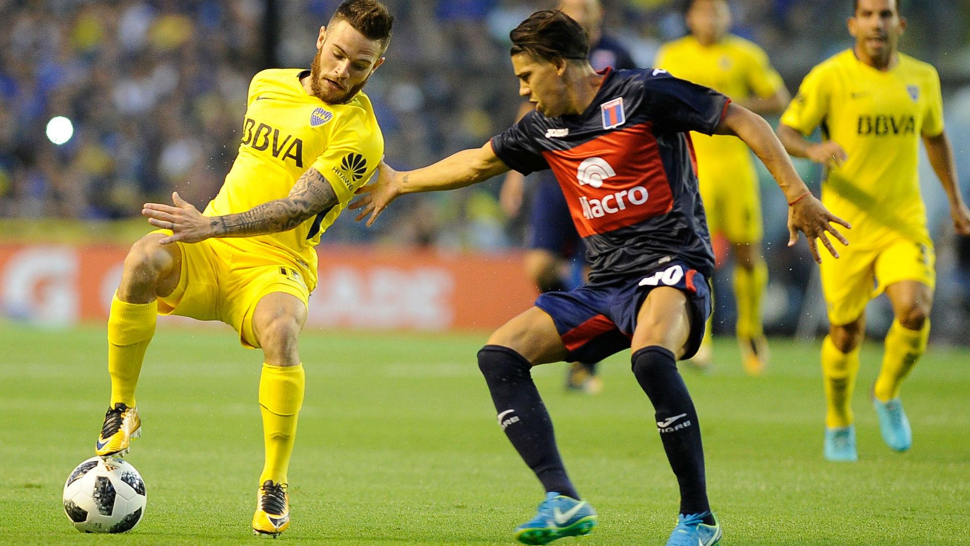 Boca Tigre Superliga 10032018